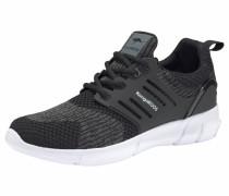 Sneaker 'Draga' schwarz / weiß
