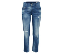 'Belthy' Jeans Tapered Fit 084Mx blue denim