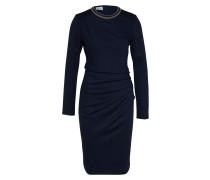 Kleid 'e056J' nachtblau