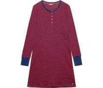 Nachthemd Annie navy / rot