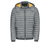 Steppjacke 'No Dow n Jacket Detachable Hood 100 PA'