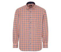 Hemd mischfarben / orange