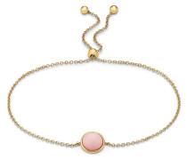 Armband gold / rosa