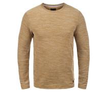 Sweatshirt 'Pantaleon' bronze / beige