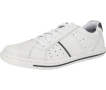 Sneakers schwarz / weiß