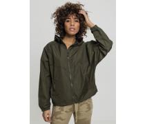 Windbreaker Jacket oliv