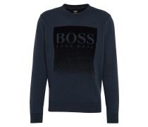Sweatshirt 'Wolflike 10212990 01' dunkelblau