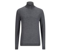Pullover ' Dario ' anthrazit / dunkelgrau