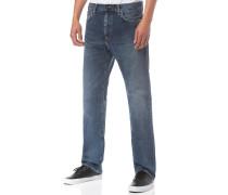 'Davies' Jeans blau