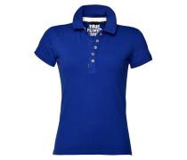 Poloshirts Shore Polo Women blau