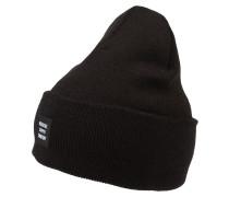 Mütze 'Abbott' schwarz