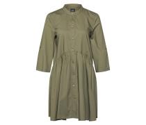 Kleid 'onlCHICAGO 2/4 DNM Dress Qyt' grün