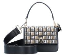 Mini Bag Handtasche Leder 19 cm