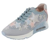 Sneaker 'lucky Star' opal / rosa