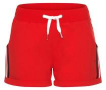 Shorts feuerrot