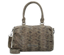 Handtasche 'Delia' mokka