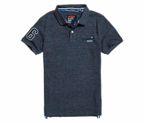 Poloshirt 'pique Polo Twilight Grindle'