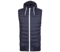 Weste 'Small Bubble Hooded'