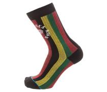 Socken 'High Fives' mischfarben