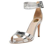 Sandalette 'amina' silber