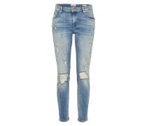 7/8-Jeans 'onlRELAX' blue denim