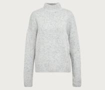 Pullover 'Liliana' grau / mischfarben