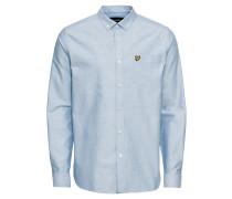 Hemd 'Oxford Shirt' hellblau