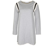 Sweatkleid 'miller' grau