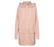 Mantel 'soft Rain Jacket D-Jacke' rosa