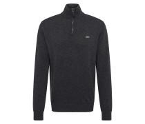 Pullover 'tricot COL Montant Demi-Z'