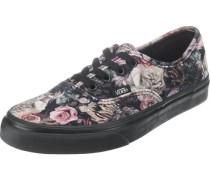 Authentic Sneakers altrosa / schwarz