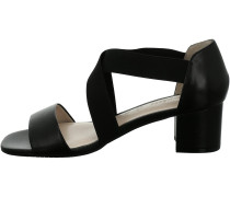 Faro 09 Klassische Sandaletten schwarz