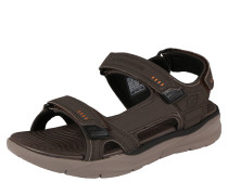 Sandalen 'Relone - Senco' braun