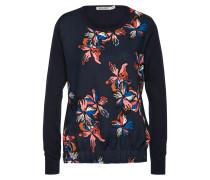Shirt dunkelblau / mischfarben