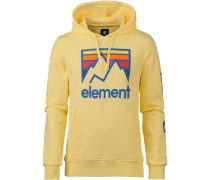 Hoodie 'Joint' blau / gelb / orange / rot
