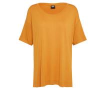 T-Shirt 'Jackie' goldgelb