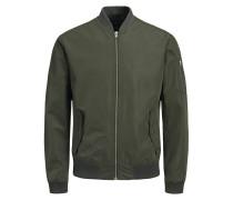 Klassische Jacke grün