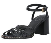 Sandale 'sb32091A' schwarz