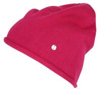 Beanie 'OversBasic' pink