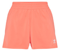 Shorts koralle / weiß