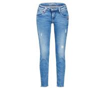 Jeans 'nena Cropped' azur