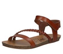 Sandale 'goya' braun