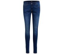 Skinny-Fit-Jeans 'sophie' blue denim