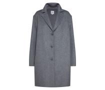 Mantel 'OC Wool DF Coat' graumeliert