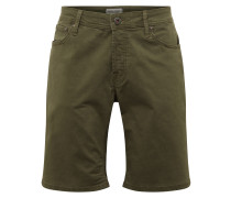 Shorts 'Rick' oliv