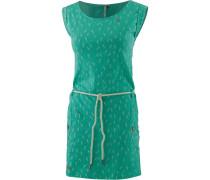Jerseykleid Damen mint