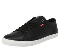 Sneaker 'Woods' schwarz