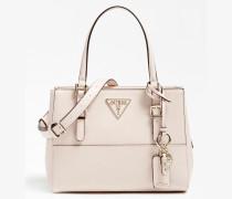 Handtasche 'Carys 27 cm' perlweiß