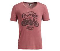 Shirt 'Benjy' weinrot
