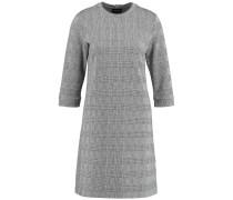 Kleid Gewirke Kleid mit Glencheck-Karo
